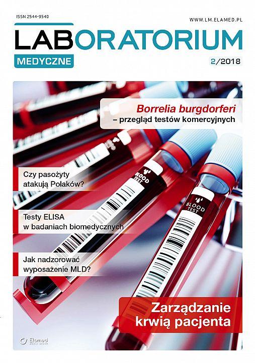 Laboratorium Medyczne wydanie nr 2/2018