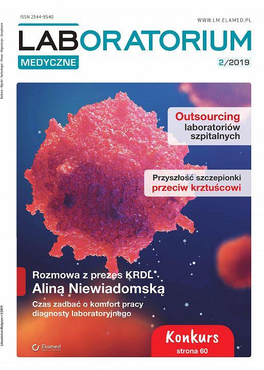Laboratorium Medyczne wydanie nr 2/2019