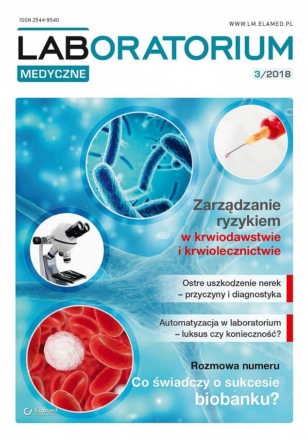 Laboratorium Medyczne wydanie nr 3/2018