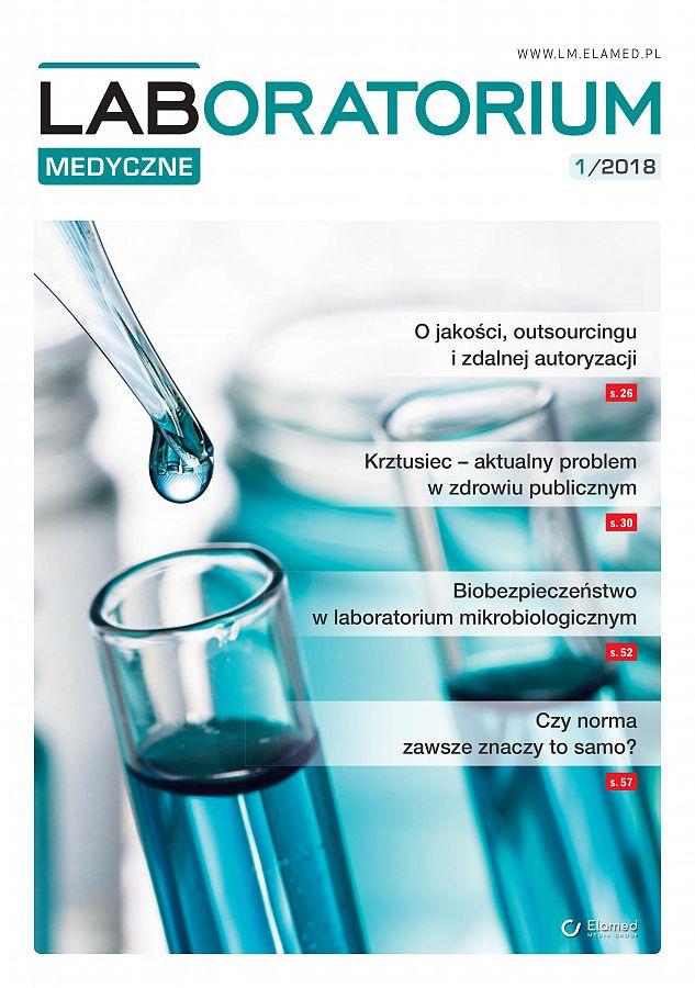 Laboratorium Medyczne wydanie nr 1/2018