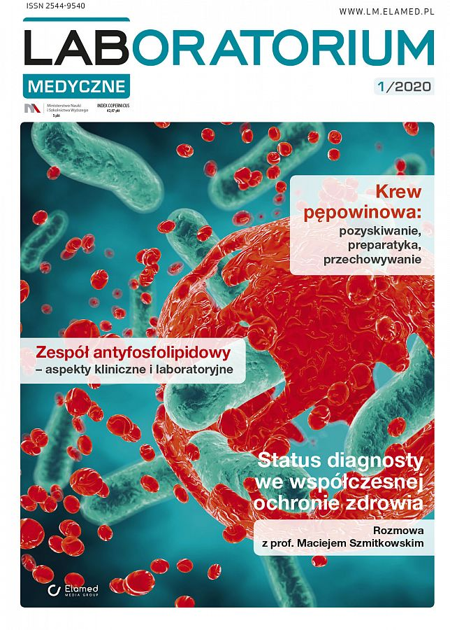 Laboratorium Medyczne wydanie nr 1/2020