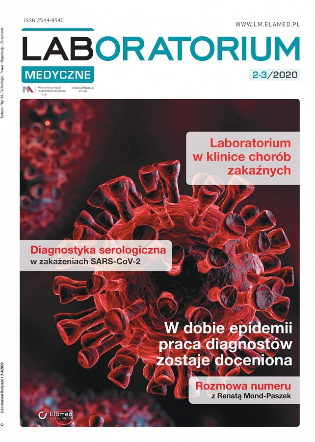 Laboratorium Medyczne wydanie nr 2-3/2020
